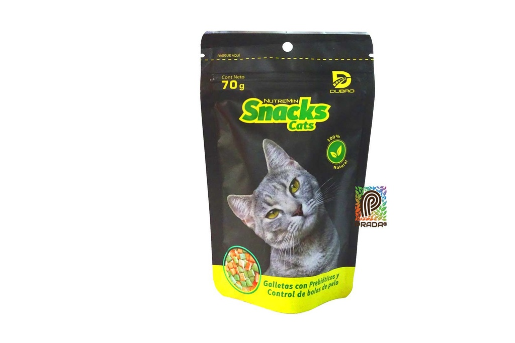 NUTREMIN SNACKS CATS X 70 G