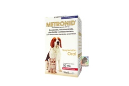 [6049] METRONID PETS FCO 50 ML